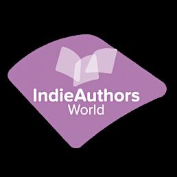 Indie Authors Logo - White