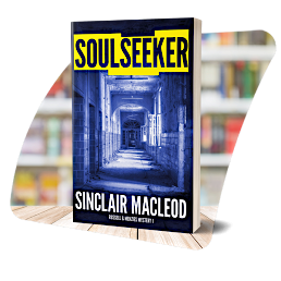 The cover of Soulseeker