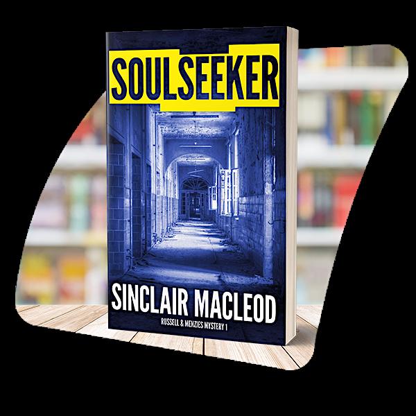 The cover of Soulseeker