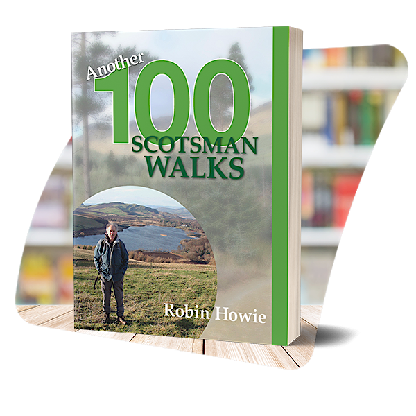 The cover of Another 100 Scotsman walks