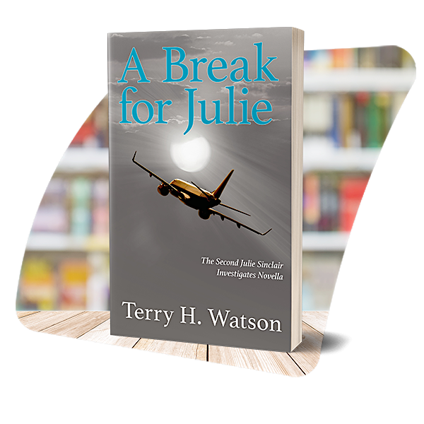The cover of A Break for Julie