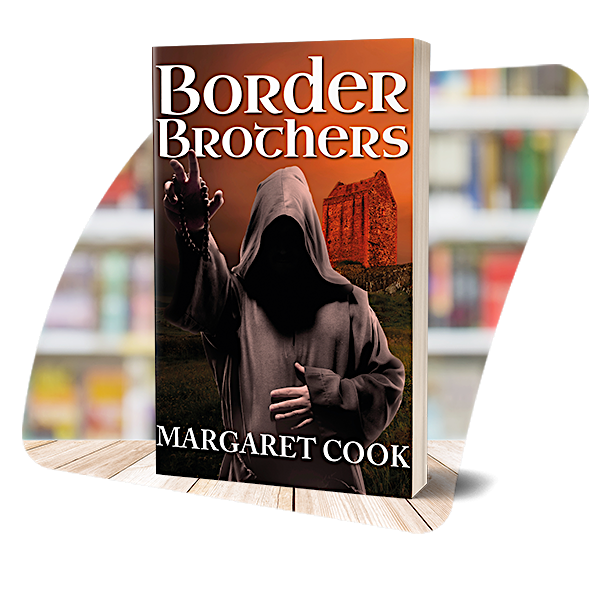 The cover of Border Brothers