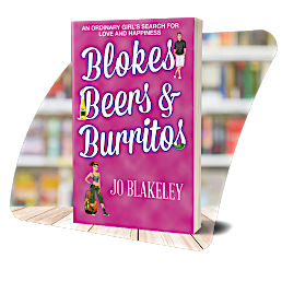 Cover of Blokes, Beers & Burritos