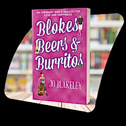 Cover of Blokes, Beers & Burritos