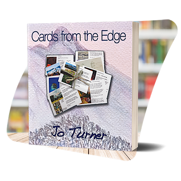 The cover of Cards From the Edge