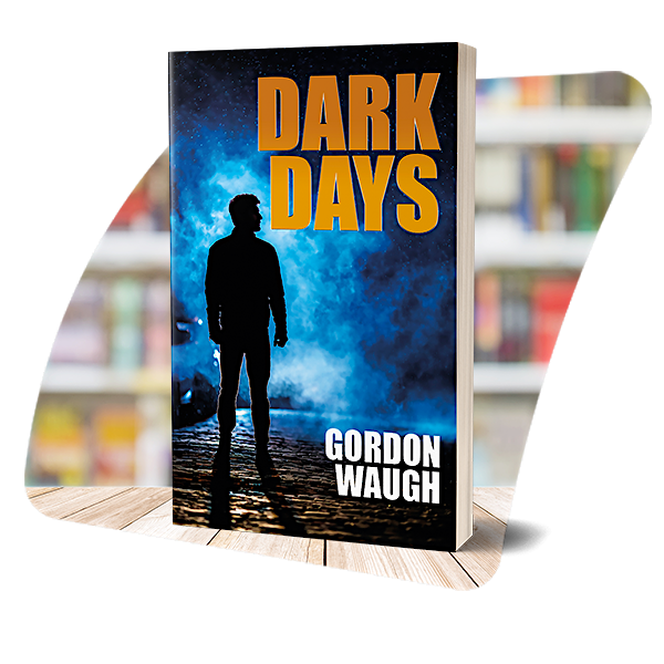 The cover of Dark Days