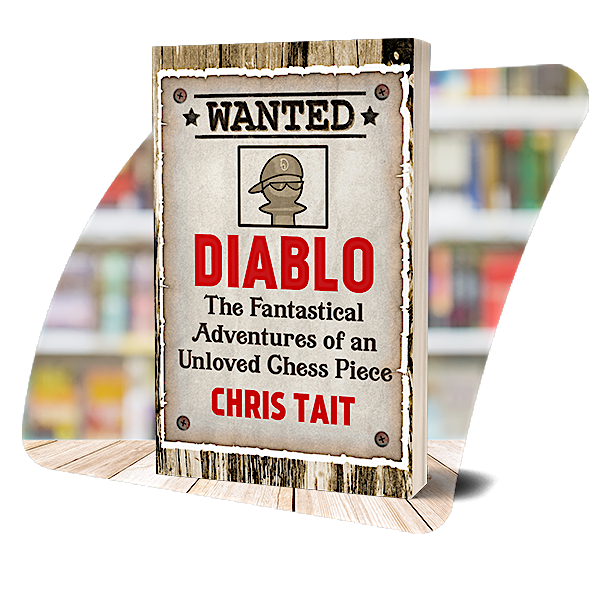 The cover of Diablo