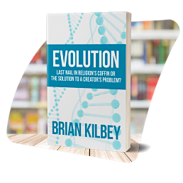 The cover of Evolution