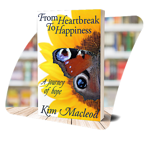 The cover of From Heartbreak to Happiness