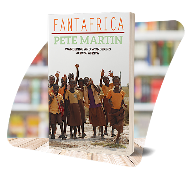 The cover of Fantafrica