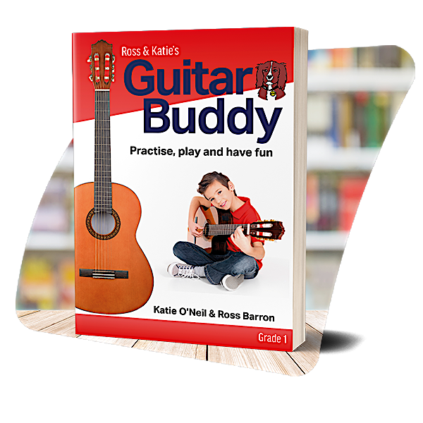 The cover of Guitar Buddy