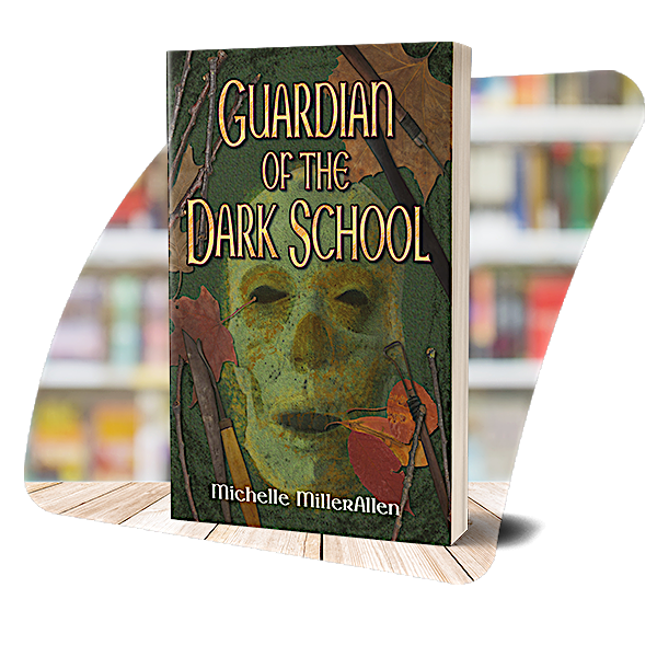 The cover of Guardian of the Dark School