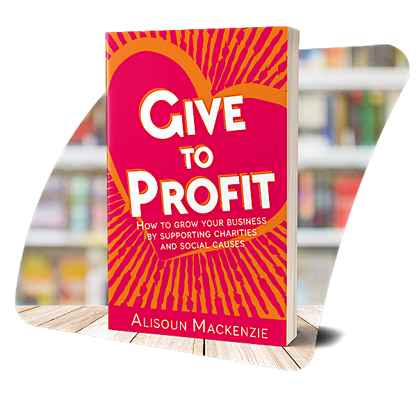 The cover of Give to Profit