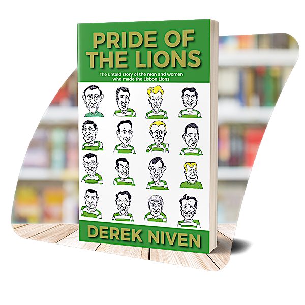 The cover of Pride of the Lions