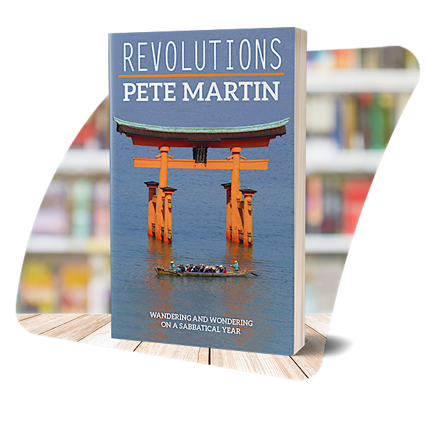The cover of Revolutions