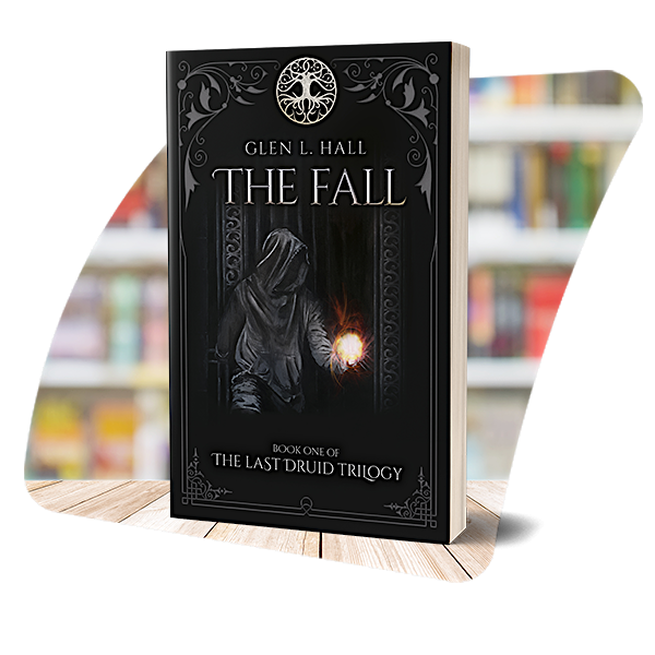 The cover of The Fall
