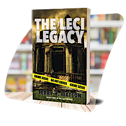 The cover of The Leci Legacy