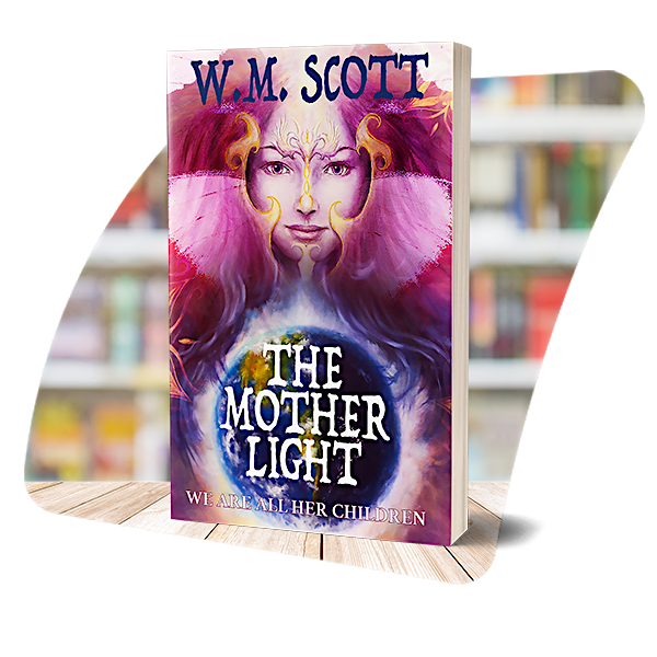 The cover of The Mother Light