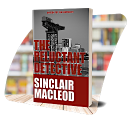Cover of The Reluctant Detective