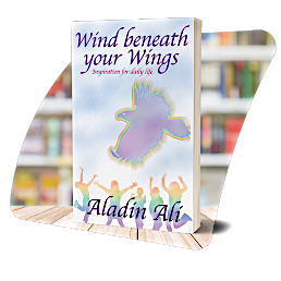The cover of Wind Beneath Your Wings
