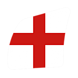 St. George's Day flag.