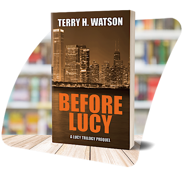 Before Lucy cover