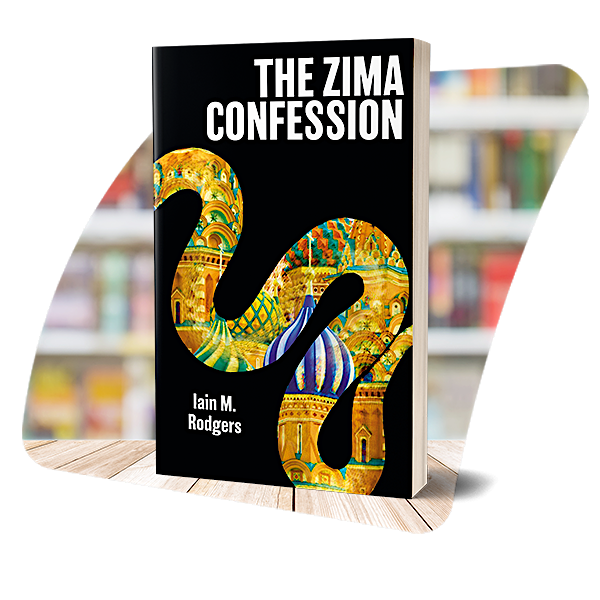The Zima Confession cover