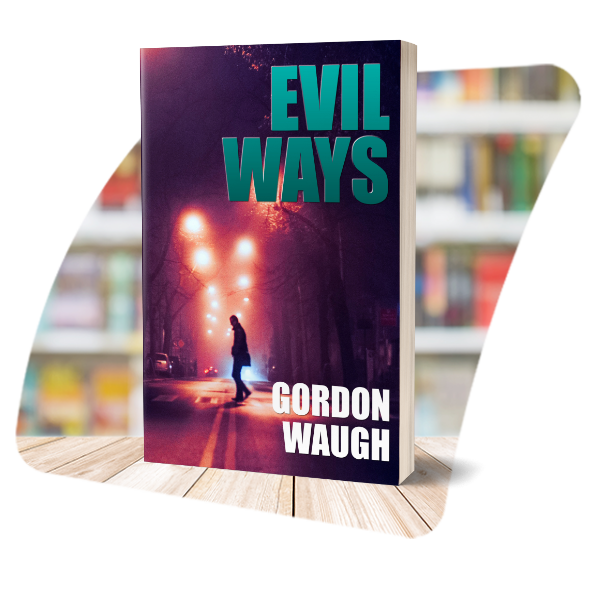 The cover of Evil Ways