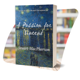 The cover of A Passion for Vincent