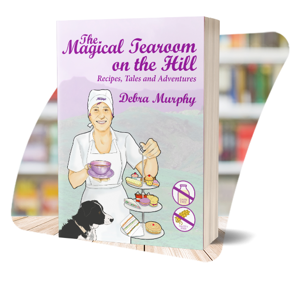 The Magical Tearoom on the Hill cover