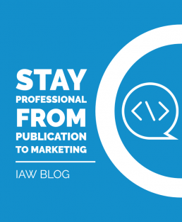 Stay profesional from publication to marketing featured image