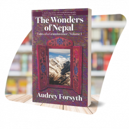 The cover of The Wonders of Nepal